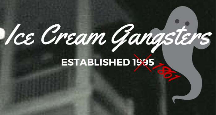 Ice Cream Gangsters Title